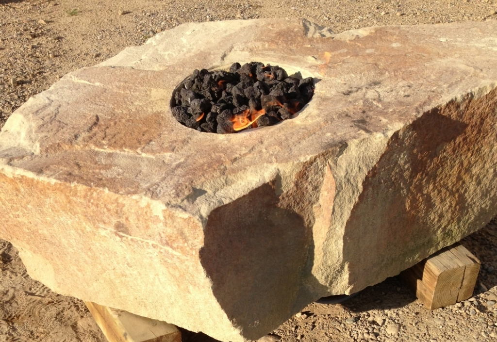 Natural Stone Fire Pits Stone Fire Pit Natural Stone