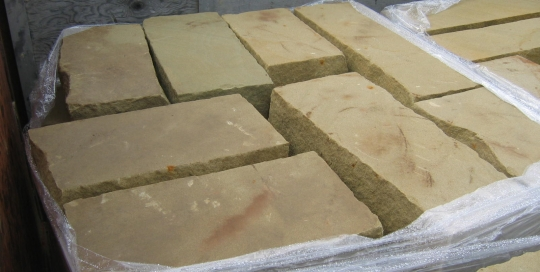 "Sawn Drywall - 6"" Stackable WallstoneNapoleon Stone"