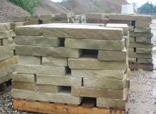 Sawn drywall stone
