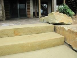 Mcl sawn steps