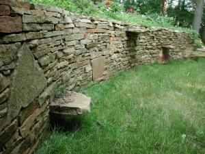 Heavy wall stone