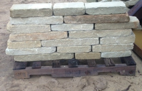 Tumbled-stone-drywall