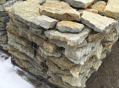 Retain wall stone