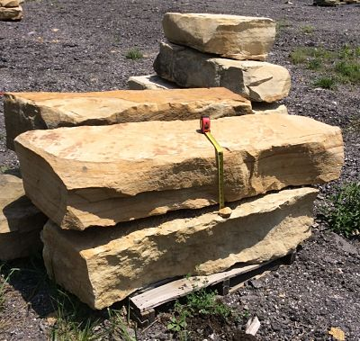 Huron mini stone stackers