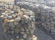 Optimized-Palletized Boulders